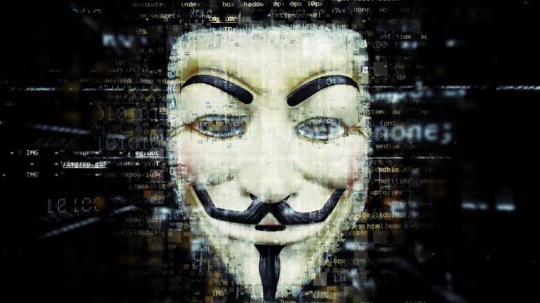 Οι χάκερ Anonymous Greece επιτέθηκαν σε τουρκικές ιστοσελίδες