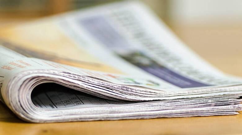 Τα πρωτοσέλιδα των κυριακάτικων εφημερίδων (18 Ιανουαρίου 2020)
