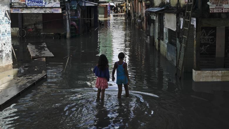 Βραζιλία: Έξι νεκροί από τις καταρρακτώδεις βροχές