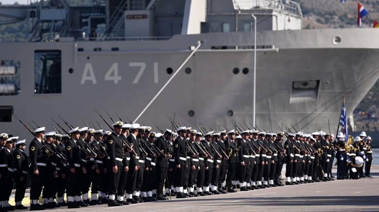 Έκτακτες κρίσεις στο Πολεμικό Ναυτικό
