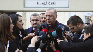 Ερντογάν: Ο Μητσοτάκης παίζει λάθος το παιχνίδι