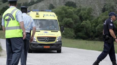 Θανατηφόρο τροχαίο την Εθνική Οδό Λιβαδειάς - Θηβών: Νεκροί ένας 22χρονος και ένας 24χρονος