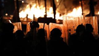Λίβανος: Εκατοντάδες τραυματίες σε διαδηλώσεις στη Βηρυτό