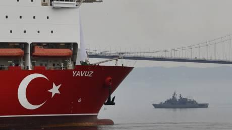 Αμετακίνητη η Άγκυρα: Το «Γιαβούζ» έφτασε στο τεμάχιο 8 της κυπριακής ΑΟΖ