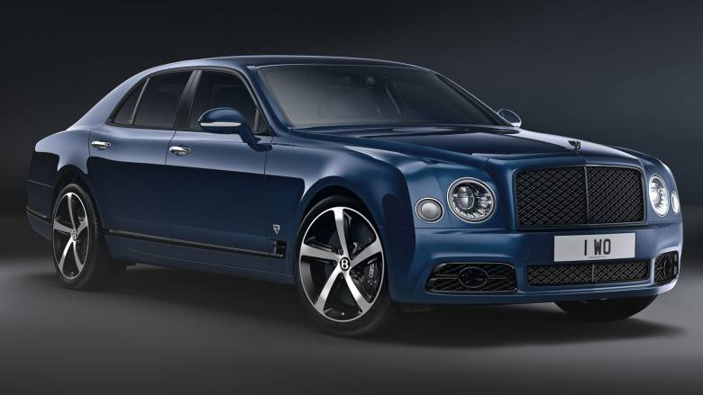 Τέλος εποχής για την κορυφαία Bentley, τη λιμουζίνα Mulsanne
