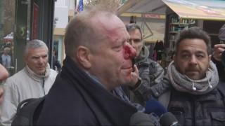 Επίθεση από ακροδεξιούς δέχτηκε φωτορεπόρτερ στο κέντρο της Αθήνας