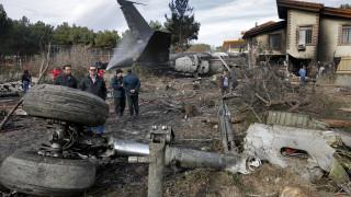 Ουκρανικό Boeing: Επαναπατρίστηκαν οι σοροί των 11 Ουκρανών επιβατών