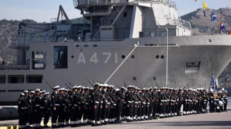 ΚΥΣΕΑ: Νέος αρχηγός Στόλου ο Παναγιώτης Λυμπέρης - Oι αλλαγές στις Ενοπλες Δυνάμεις