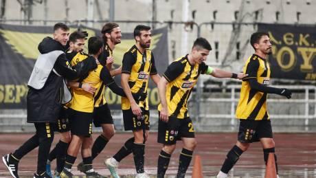 ΑΕΚ - ΑΕΛ 3-0: Σημαντική νίκη εντός έδρας για την Ένωση