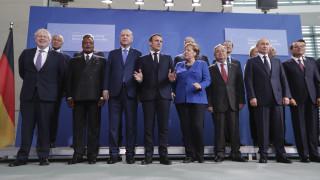 Διάσκεψη του Βερολίνου: Συνεχίζεται η πολιτική διαδικασία στην Λιβύη