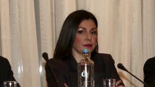 Η Αριστοτελία Πελώνη αναπληρώτρια κυβερνητική εκπρόσωπος