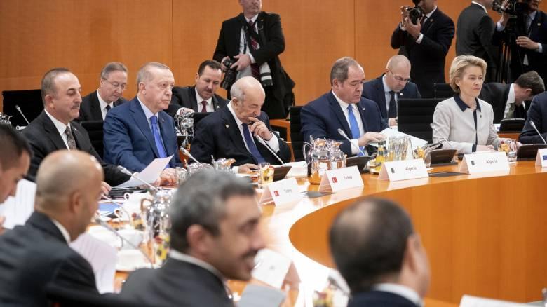Άγκυρα: Σημαντικό βήμα για την εγκαθίδρυση κατάπαυσης του πυρός η Διάσκεψη του Βερολίνου