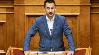 Χαρίτσης: Μεγάλες ευθύνες της κυβέρνησης για την απουσία της Ελλάδας από τη Διάσκεψη του Βερολίνου
