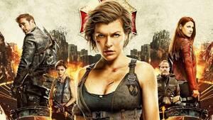 Resident Evil: The Final Chapter (2016). Η κασκαντέρ Ολίβια Τζάκσον τραυματίστηκε πολύ σοβαρά όταν μια κάμερα βρέθηκε μπροστά στην πορεία της μοτοσυκλέτας της και χρειάστηκε να περάσει εβδομάδες σε τεχνητό κώμα. Τελικά, το αριστερό της χέρι χρειάστηκε να