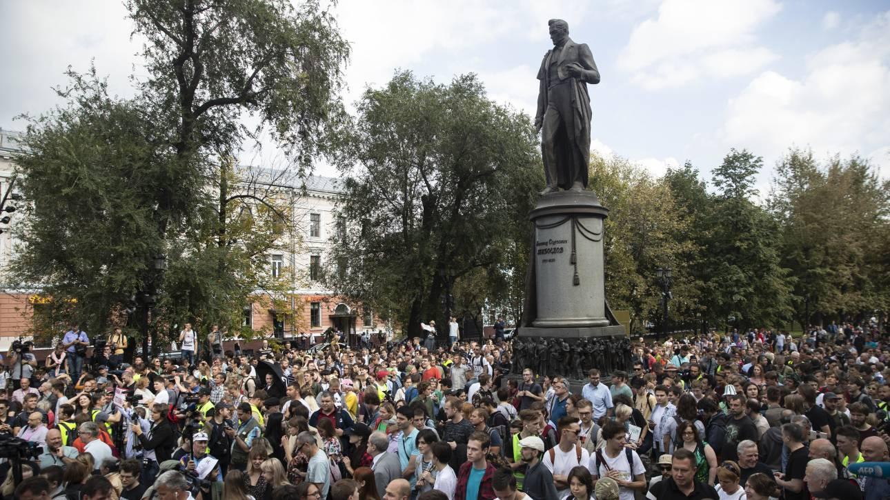 Ρωσία: Η αντιπολίτευση σχεδιάζει διαδηλώσεις κατά της «δια βίου διακυβέρνησης» Πούτιν
