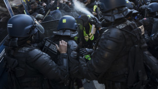 Οργή στη Γαλλία για τον ξυλοδαρμό διαδηλωτή των «κίτρινων γιλέκων» από την αστυνομία