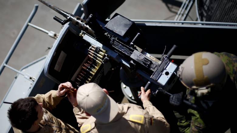 EE: Ενεργοποιείται η επιχείρηση «Σοφία» για τον έλεγχο του εμπάργκο όπλων στη Λιβύη