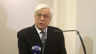 Παυλόπουλος: Ο παγκόσμιος πολιτισμός επιβάλλει την επιστροφή των Γλυπτών του Παρθενώνα