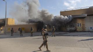 Ιράκ: Νέες ρουκέτες κοντά στην πρεσβεία των ΗΠΑ στη Βαγδάτη