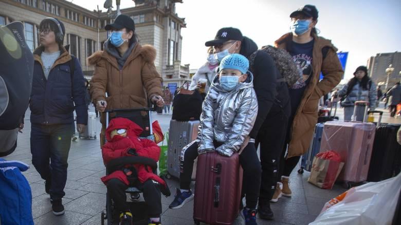 Νέος κοροναϊός στην Κίνα: Τέταρτος θάνατος ασθενούς στη Βουχάν
