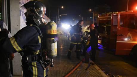 Νέο μπαράζ εμπρηστικών επιθέσεων: Έκαψαν ΙΧ και ΑΤΜ σε Ελληνικό, Πολύγωνο και Ταύρο