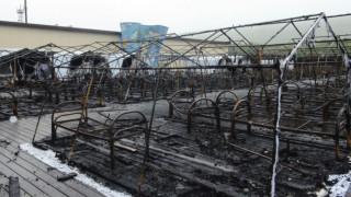 Ρωσία: Έντεκα νεκροί σε πυρκαγιά στη Σιβηρία
