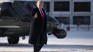 Απουσία Τραμπ ξεκινάει η δίκη στη Γερουσία – Τι θέλουν οι Αμερικανοί