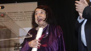 Πέθανε η σπουδαία ποιήτρια Κατερίνα Αγγελάκη - Ρουκ