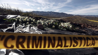Νέο ρεκόρ δολοφονιών καταγράφηκε στο Μεξικό