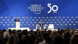 Παγκόσμιο Οικονομικό Φόρουμ: Ο Τραμπ, η Γκρέτα και στη μέση… το χάος
