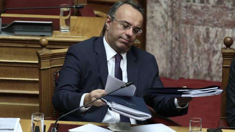 Σταϊκούρας: Τα οφέλη για το Δημόσιο από το swap ομολόγων με την Εθνική