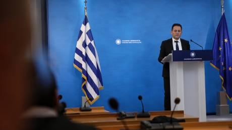 Πέτσας: Στους τουρκικούς λεονταρισμούς, η Ελλάδα απαντά με εθνική αυτοπεποίθηση