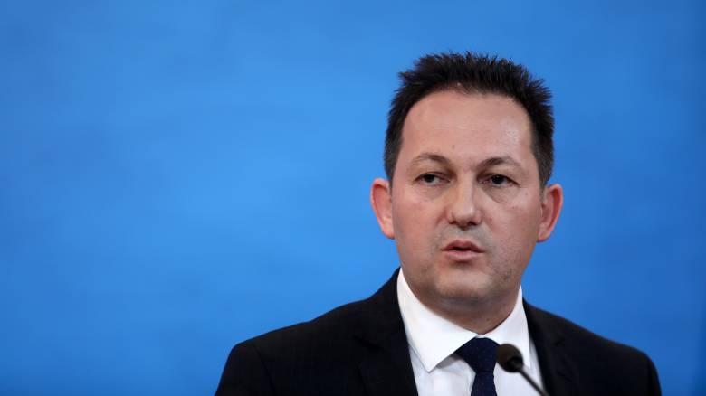 Πέτσας: Δεν υπάρχει κανένα θέμα κοινών γεωτρήσεων Ιταλίας - Τουρκίας