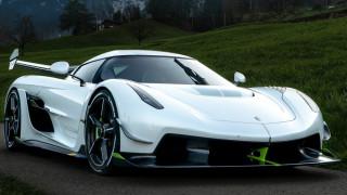 Αυτοκίνητο: Τα 500 χλμ/ ώρα είναι το νέο μαγικό νούμερο για τους κατασκευαστές των hyper cars