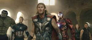 10. Avengers: Age of Ultron (2015) Εισπράξεις παγκοσμίως: 1,405,403,694 δολάρια Πρώτο Σαββατοκύριακο: 191,271,109 δολάρια Κόστος παραγωγής: 250 εκατομμύρια δολάρια