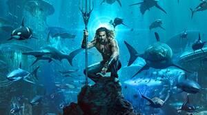 23. Aquaman (2018) Εισπράξεις παγκοσμίως: 1,148,161,807 δολάρια Πρώτο Σαββατοκύριακο: 67,873,522 δολάρια