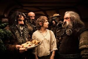 45. The Hobbit: An Unexpected Journey (2012) Εισπράξεις παγκοσμίως: 1,017,003,568 δολάρια Πρώτο Σαββατοκύριακο: 84.617.303 δολάρια