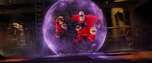 18. Incredibles 2 (2018) Εισπράξεις παγκοσμίως: 1,242,770,554 δολάρια Πρώτο Σαββατοκύριακο: 182,687,905 δολάρια