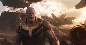 5. Avengers: Infinity War (2018) Εισπράξεις παγκοσμίως: 2,048,359,754 δολάρια Πρώτο Σαββατοκύριακο: 257,698,183 δολάρια