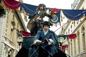 34. Pirates of the Caribbean: Dead Man's Chest (2006) Εισπράξεις παγκοσμίως: 1,066,179,725 δολάρια Πρώτο Σαββατοκύριακο: 135,634,554 δολάρια Κόστος παραγωγής: 225 εκατομμύρια δολάρια