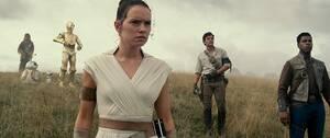 40. Star Wars: Episode IX - The Rise of Skywalker (2019) Εισπράξεις παγκοσμίως: 1,028,754,801 δολάρια Πρώτο Σαββατοκύριακο: 177,383,864 δολάρια