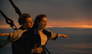 3. Titanic (1997) Εισπράξεις παγκοσμίως: 2,187,463,944 δολάρια Πρώτο Σαββατοκύριακο: 28,638,131 δολάρια Κόστος παραγωγής: 200 εκατομμύρια δολάρια