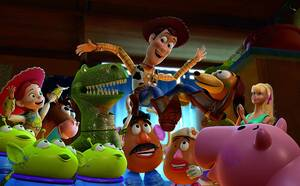 33. Toy Story 3 (2010) Εισπράξεις παγκοσμίως: 1,066,969,703 δολάρια Πρώτο Σαββατοκύριακο: 110,307,189 δολάρια Κόστος παραγωγής: 200 εκατομμύρια δολάρια