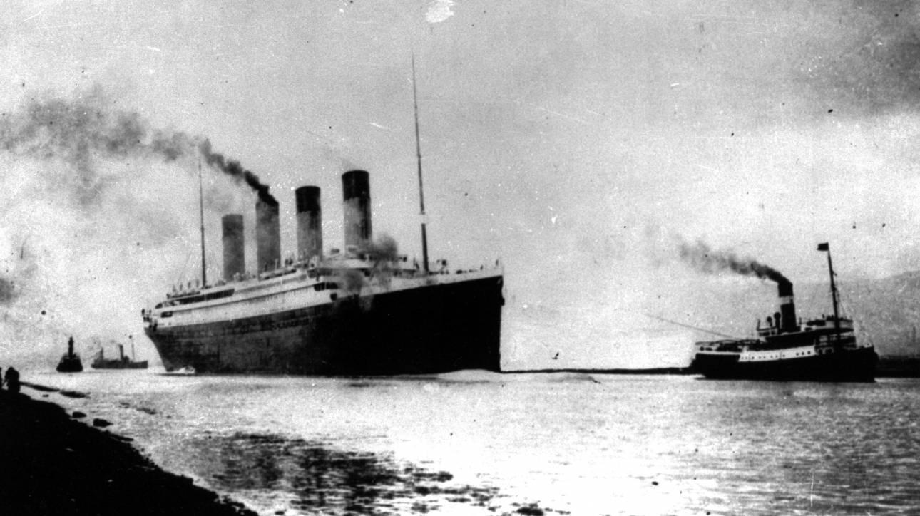 Τιτανικός: Βρετανο-αμερικανική συνθήκη για την προστασία του ναυαγίου