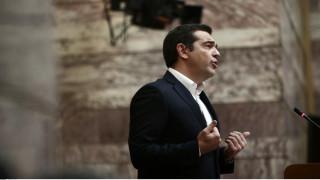 Τσίπρας: Αποφασίζουν για την Ελλάδα χωρίς την Ελλάδα