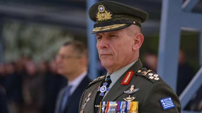 Ανέλαβε ο στρατηγός Φλώρος: Αλλαγή φρουράς στις Ένοπλες Δυνάμεις