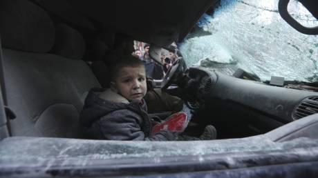 Συρία: Δεκάδες άμαχοι νεκροί από ρωσικές αεροπορικές επιδρομές