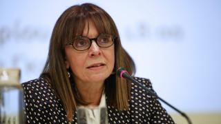 Αικατερίνη Σακελλαροπούλου: Σήμερα η εκλογή της πρώτης γυναίκας Προέδρου της Δημοκρατίας