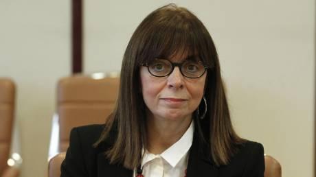 Live: Η ψηφοφορία για την εκλογή της Αικατερίνης Σακελλαροπούλου