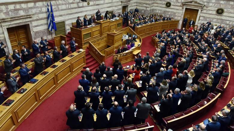 Εκλογή ΠτΔ: Οι απόντες της ψηφοφορίας για την Αικατερίνη Σακελλαροπούλου